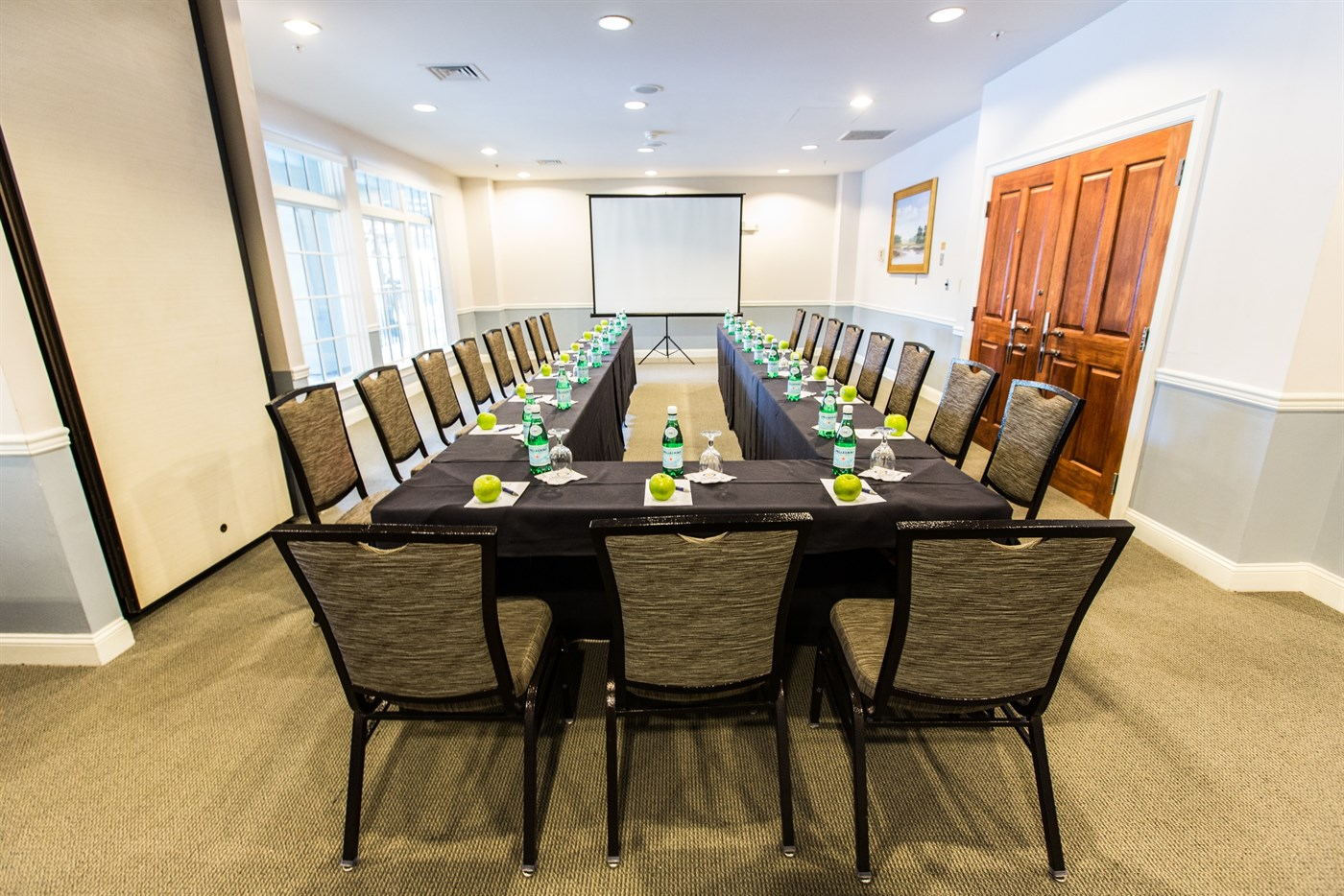 Meeting Room at Charleston Harbor Resort