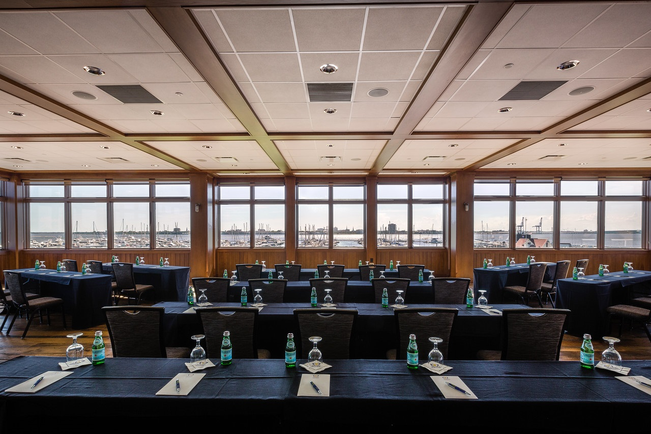Large Conference Room at Charleston Harbor Resort