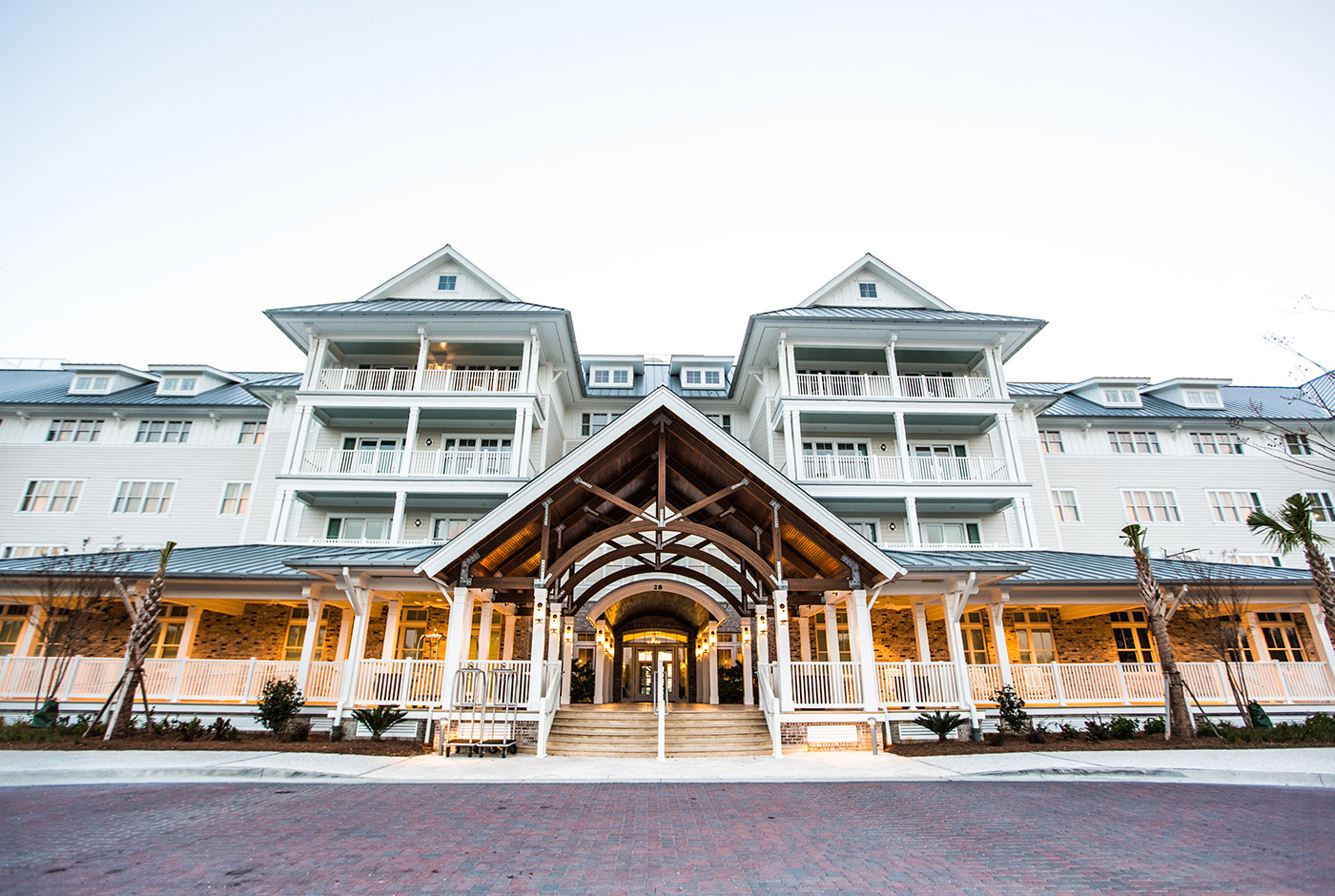 The Beach Club at Charleston Harbor Resort & Marina